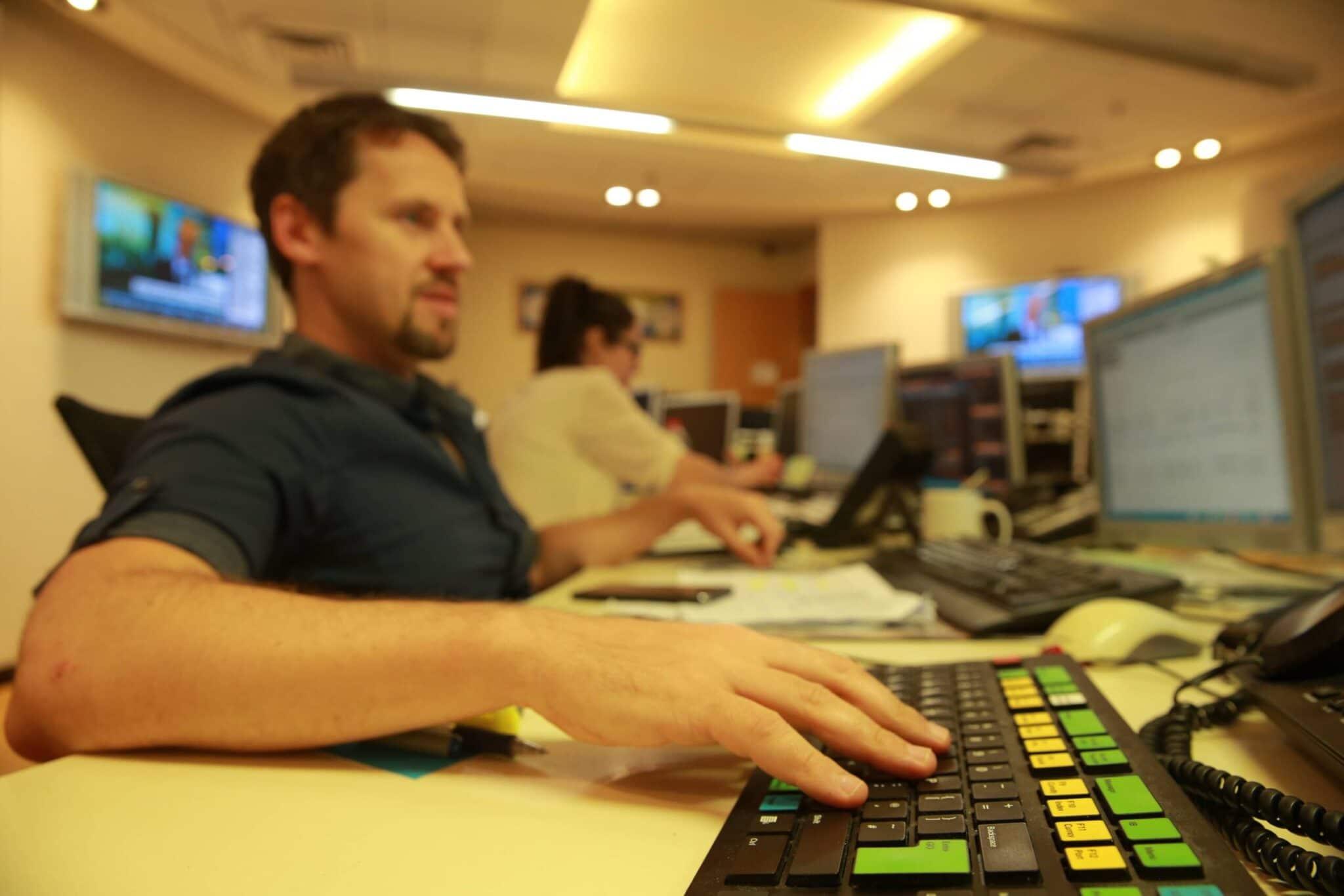 חדר המסחר והטכנולוגיות של פריקו. ניהול סיכונים פיננסים לחברות, ארגונים ומוסדות
