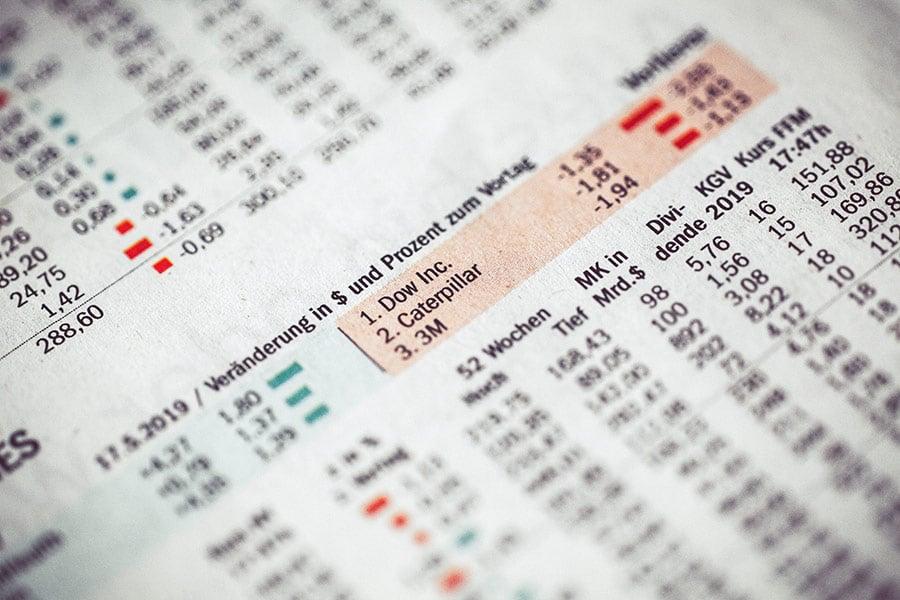 מידע פיננסי ומחקר בפריקו