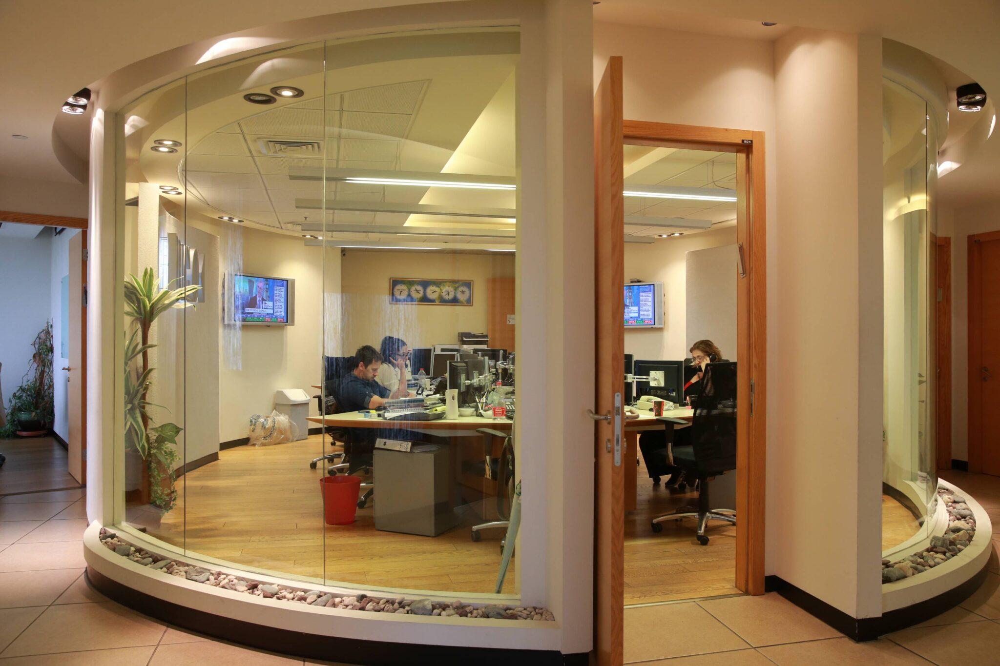 משרדי פריקו ניהול סיכונים פיננסים